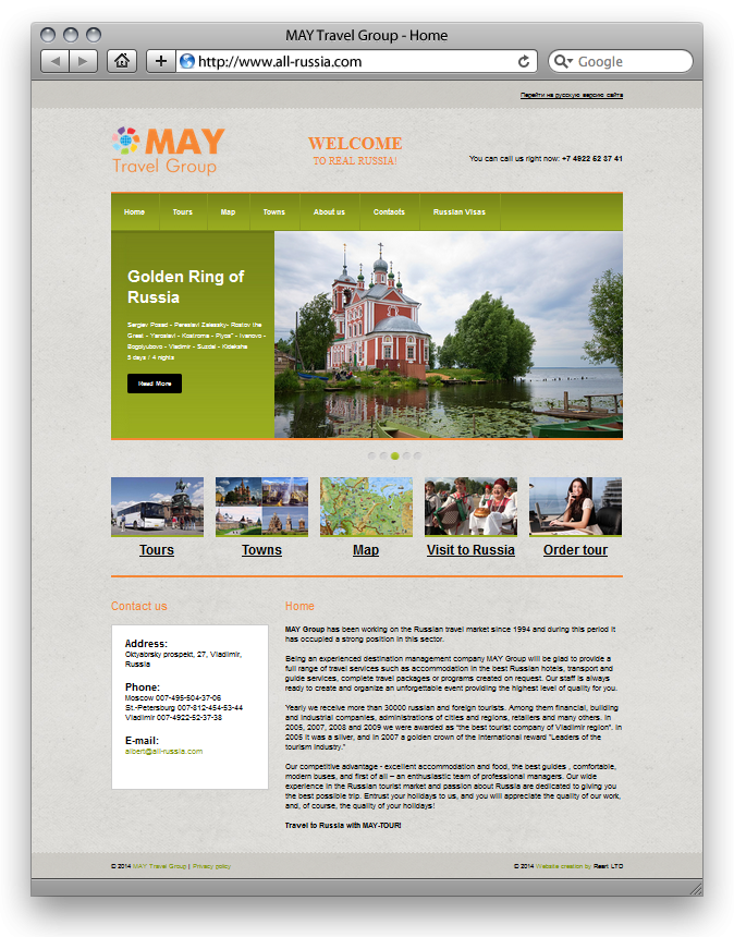MAY Travel Group